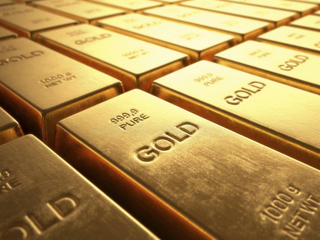 kjøp og salg av gull